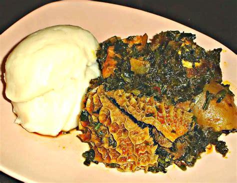 foods nigerians    living