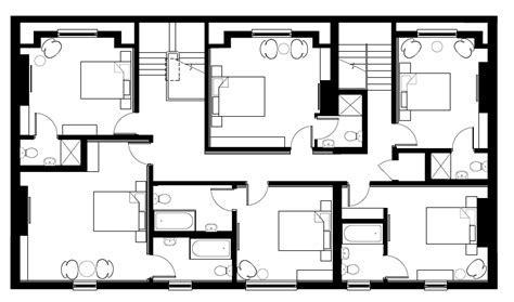 The Guild Hotel Floor Plans   Interior Designer Antonia Lowe