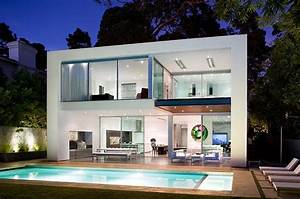 Simple Modern House With Amazingly Comfy Interior