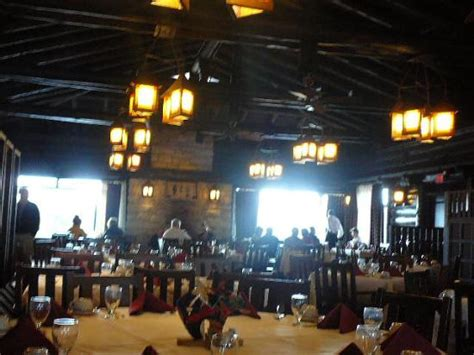 mohave mural picture of el tovar lodge dining room