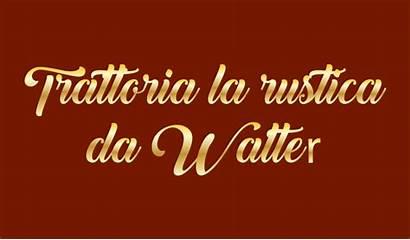 Rustica Trattoria Walter Rodach Bad