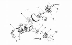Husky C201h Parts