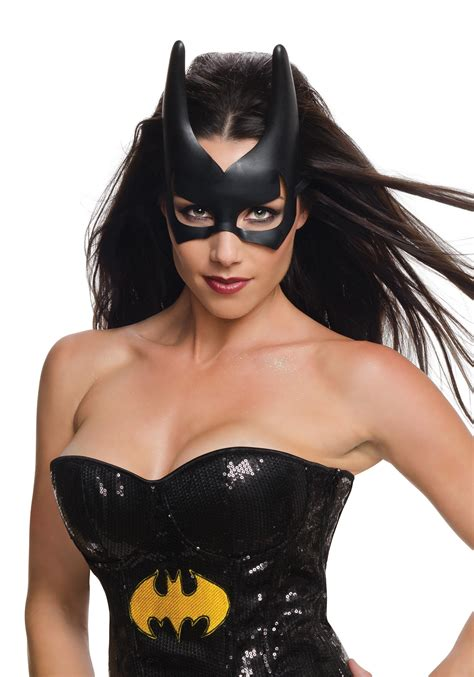 outdoor spider decorations batgirl mask