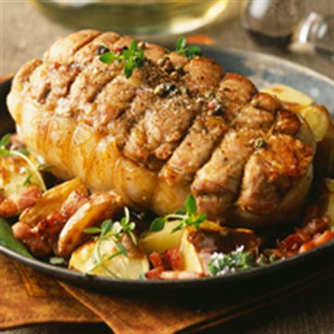 comment cuisiner roti de veau
