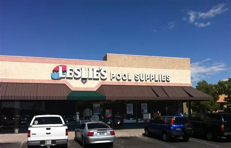 Leslie's Swimming Pool Supplies  Hot Tub & Pool