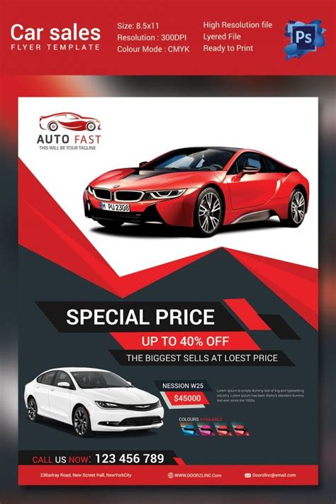 Car Wallpapers Free Psd Flyer by Image Result For Automobile Flyer Templates Graphic
