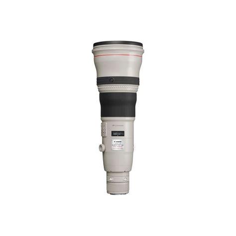 Canon Ef 800mm F 5 6l Is Usm obiettivo canon ef 800mm f 5 6 l is usm lens