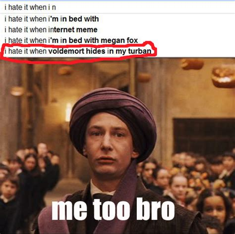 harry potter lol funny google hp quirrell thebloodybaron