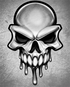 Tete De Mort Mexicaine Dessin : comment dessiner une t te de mort allodessin ~ Melissatoandfro.com Idées de Décoration