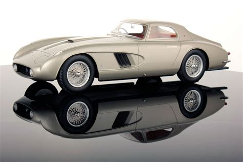 It was named 375 for the unitary displacement of one cylinder in the 4.5 l v12 engine, and the mm stood for the mille miglia race. Ferrari 375 MM Ingrid Bergman 1:18   Looksmart Models