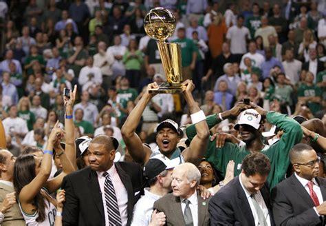 NBA Finals 2008 - Sportige