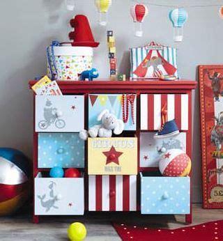 chambre cirque chambre de bébé dans le thème du cirque http bit ly