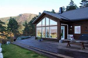 Luxus Ferienhaus Norwegen : luxus ferienhaus in norwegen am fjord norway fjordhytter ~ Watch28wear.com Haus und Dekorationen