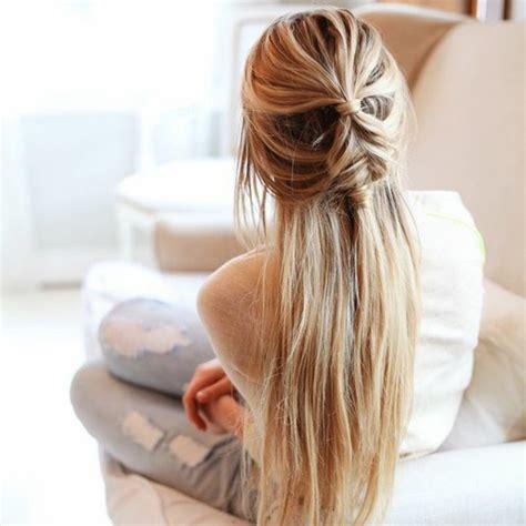 bureau de tendances une coiffure simple et rapide 56 variantes en photos et