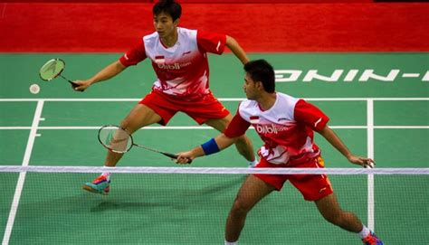 indonesia china compete  host  thomas cup sport