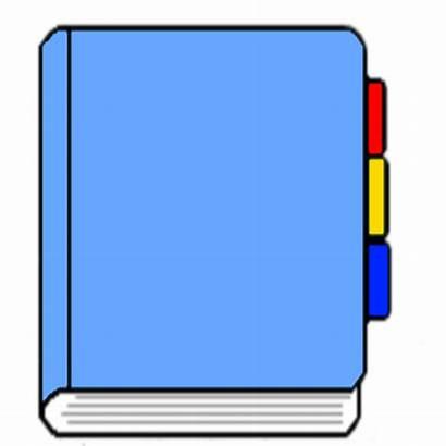 Binder Tabbed Notes App Card Pc Llc