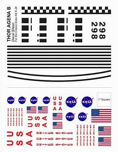 NASA Printable Decals - Pics about space