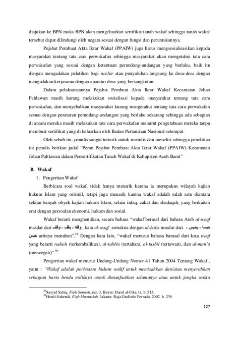 Jurnal At Tasyri volume iv, no 2, agustus 2012 - januari 2013
