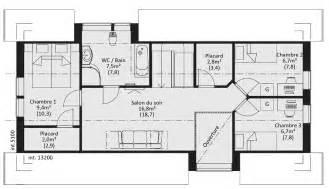plan maison ossature bois gratuit segu maison