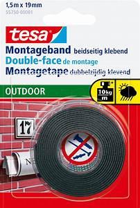 Tesa Powerbond Outdoor : tesa 55750 tesa powerbond outdoor 1 5 m x 19 mm at reichelt elektronik ~ Frokenaadalensverden.com Haus und Dekorationen