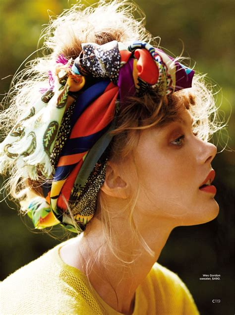 stylenoted  frida gustavsson summer style  tropical
