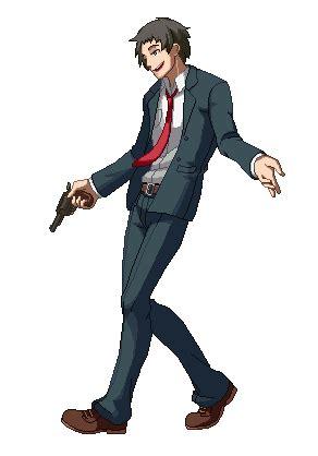 tohru adachi persona  arena gif animations