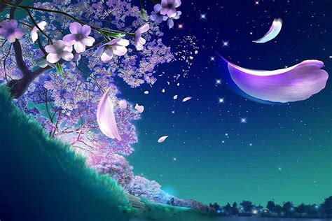 Cherry Blossom Animated Wallpaper - blossom animated wallpapers free