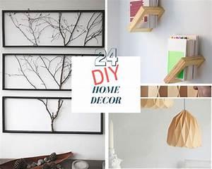 24, Diy, Home, Decor, Ideas