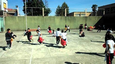 Juegos Educación Física  Ley De La Selva Youtube