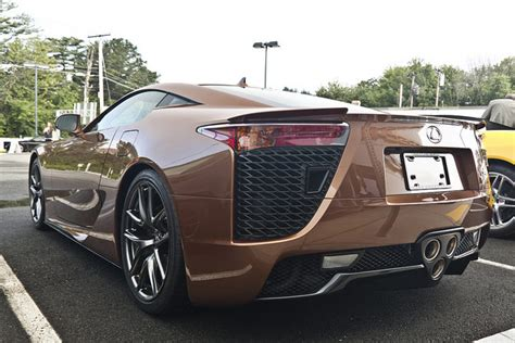 pearl brown lexus lfa  lexus enthusiast