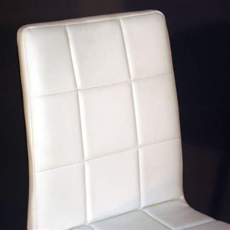 housse de chaise en simili cuir dessus de chaise en simili cuir