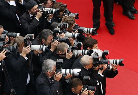 Red Carpet Photographers by Bollywood Fashion At Cannes