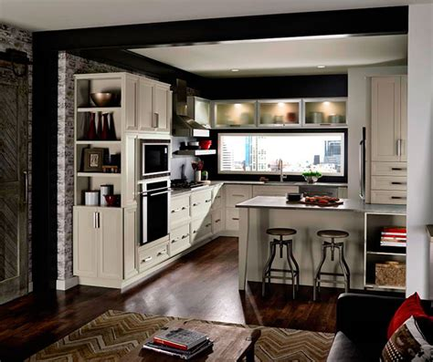 grey cabinets in casual kitchen kitchen craft cabinets 566 grey cabinets in casual kitchen 2