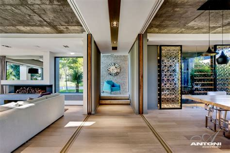 home interior architecture modern interiors of pearl valley 276 by antoni associates