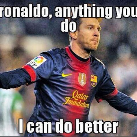 Meme Messi - 187 los memes que se burlan del triplete de cristiano