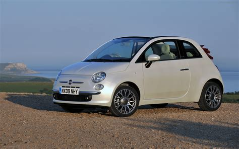 Fiat 500c Wallpapers by New Fiat 500 C Widescreen Car Wallpapers 08 Of 48