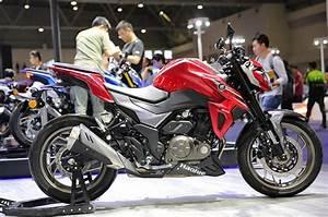 Houje Dr300  Suzuki Gsx-s300 Unveiled In China