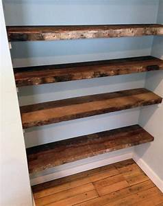 31, Magnificent, Reclaimed, Wood, Shelves