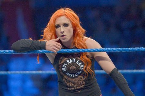 becky lynch thinks   year      womens