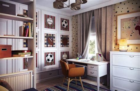 rangement chambre gar輟n chambre de garçon ado idées cool de design tendance