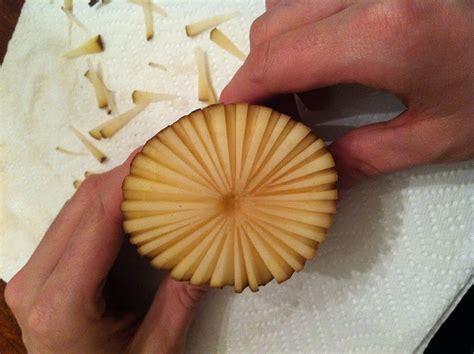 easy crafts  kids  potato stamps  potato prints