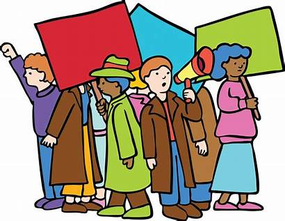Labor Clipart Movement Unions Employees Strikes Types