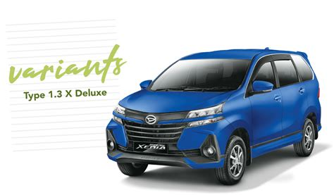 Review Daihatsu Grand Xenia by Daihatsu Grand New Xenia Mobil Keluarga 7 Penumpang