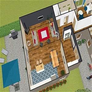 Sweet Home 3d Sans Telechargement : t l charger kozikaza plan 3d ~ Premium-room.com Idées de Décoration