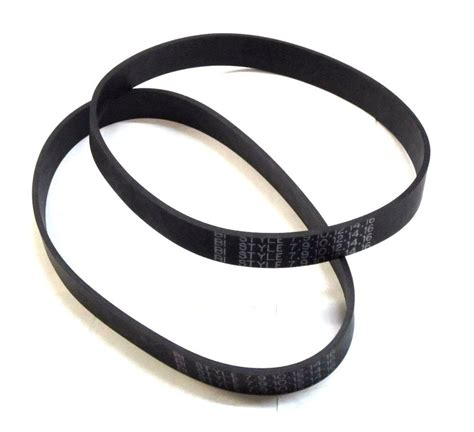 vaccum belts 3 belts for bissell upright vacuum style 7 9 10 12 14 belt