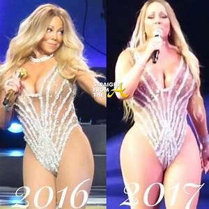 Mariah Carey Weight Gain 2017