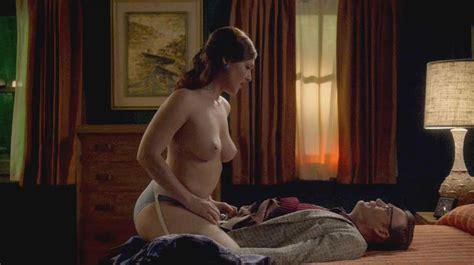 Erin Cummings Nue Dans Masters Of Sex