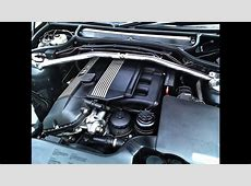 BMW e46 M52TUM54 engine overview YouTube