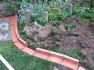 une belle bordure pour vos massifs les tribulations d39un With faire ses bordures de jardin
