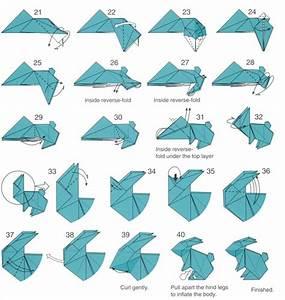 Origami Für Anfänger : origami hase basteln 19 interessante ideen anleitungen ~ A.2002-acura-tl-radio.info Haus und Dekorationen
